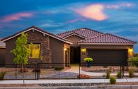Redondo at Mariposa by Pulte Homes in Albuquerque New Mexico