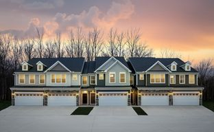 Parkway Crossing by Pulte Homes in Cleveland Ohio
