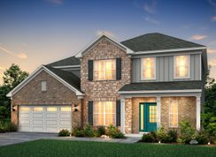 Rhodes - Southstone: Stallings, North Carolina - Pulte Homes