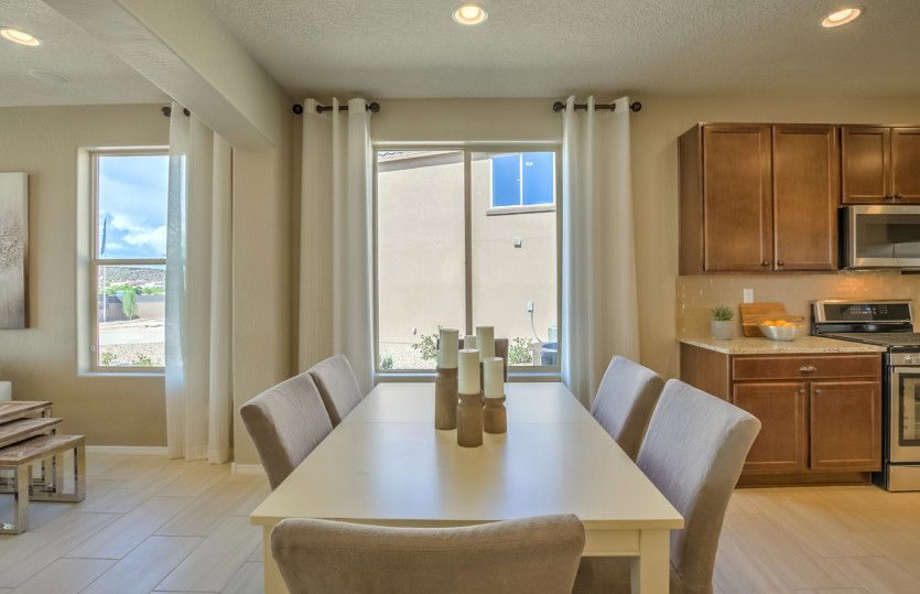 Living Area featured in the Hewitt II By Pulte Homes in Phoenix-Mesa, AZ