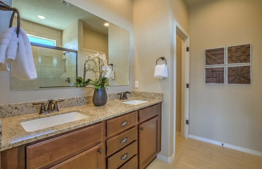 Bathroom featured in the Hewitt II By Pulte Homes in Phoenix-Mesa, AZ