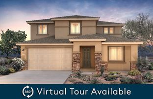 Trento - Stonehaven: Glendale, Arizona - Pulte Homes