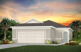 Bryce - Cypress Hammock: Kissimmee, Florida - Pulte Homes