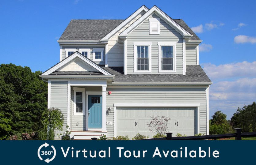 Exterior featured in the Bankston By Pulte Homes in Boston, MA