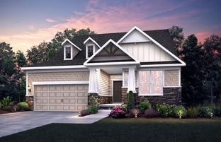 Ascend - The Ledges of Avery Walden: Strongsville, Ohio - Pulte Homes