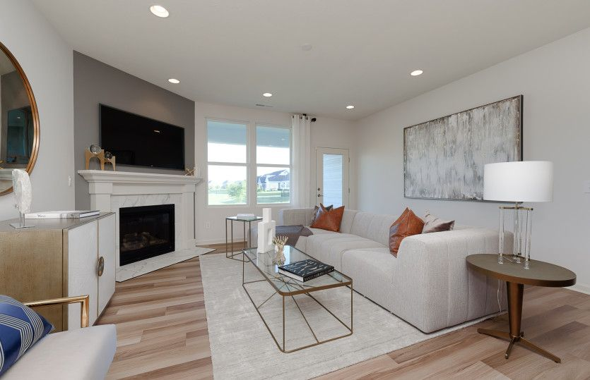Living Area featured in the Martin Ray By Pulte Homes in Indianapolis, IN