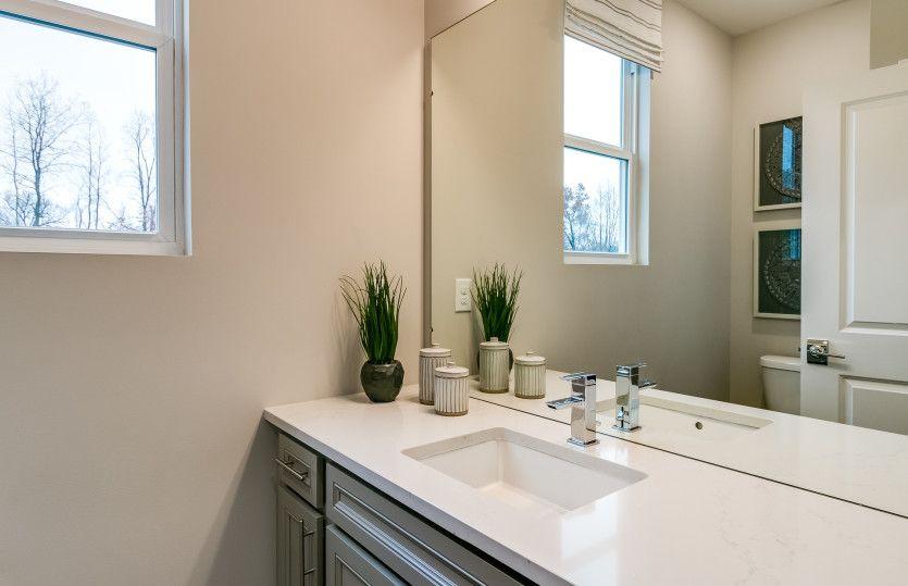 Bathroom featured in the Lauren By Pulte Homes in Detroit, MI