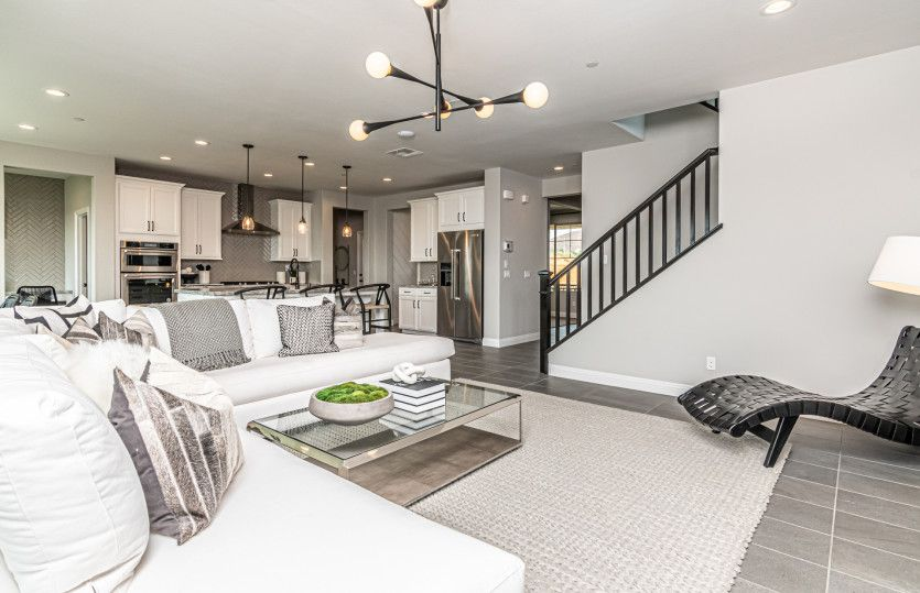 Living Area featured in the Prodigy By Pulte Homes in Riverside-San Bernardino, CA