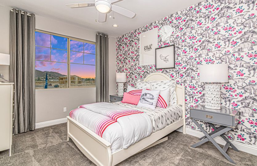 Bedroom featured in the Prodigy By Pulte Homes in Riverside-San Bernardino, CA