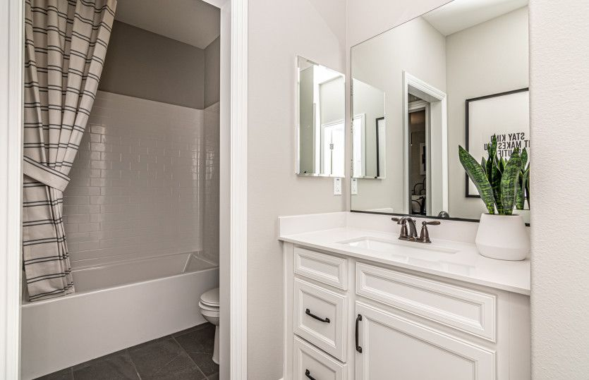 Bathroom featured in the Prodigy By Pulte Homes in Riverside-San Bernardino, CA