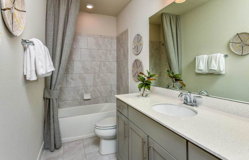 Bathroom featured in the Whitestone By Pulte Homes in Orlando, FL