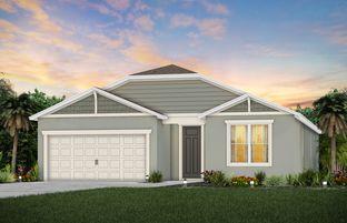 Spruce - Split Oak Reserve: Saint Cloud, Florida - Pulte Homes