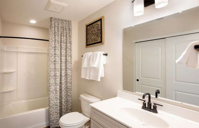 Bathroom featured in the Martin Ray By Pulte Homes in Columbus, OH