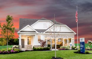 Passport - Preserve at Rocky Fork: Westerville, Ohio - Pulte Homes