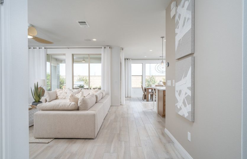Living Area featured in the Preston By Pulte Homes in Albuquerque, NM