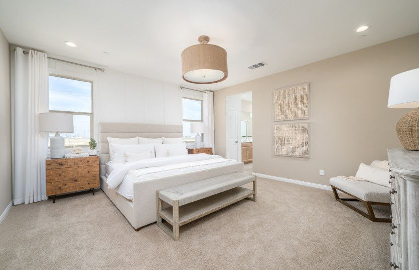 Bedroom featured in the Preston By Pulte Homes in Albuquerque, NM