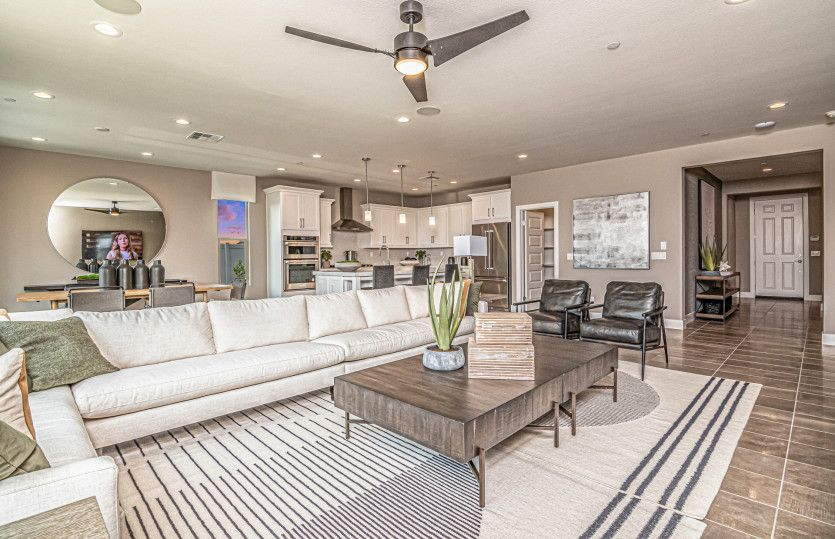 Living Area featured in the Easton By Pulte Homes in Riverside-San Bernardino, CA