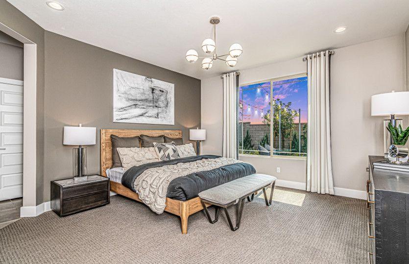 Bedroom featured in the Easton By Pulte Homes in Riverside-San Bernardino, CA