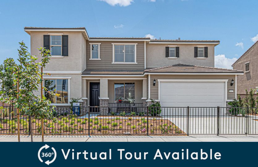 Exterior featured in the Prodigy By Pulte Homes in Riverside-San Bernardino, CA