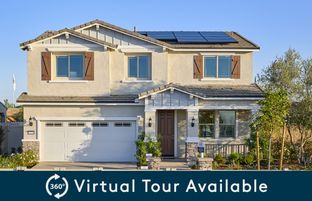 Pathmaker - Poppy at Eagle Crest: Winchester, California - Pulte Homes