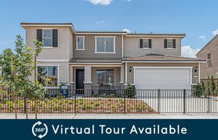 Prodigy - Poppy at Eagle Crest: Winchester, California - Pulte Homes