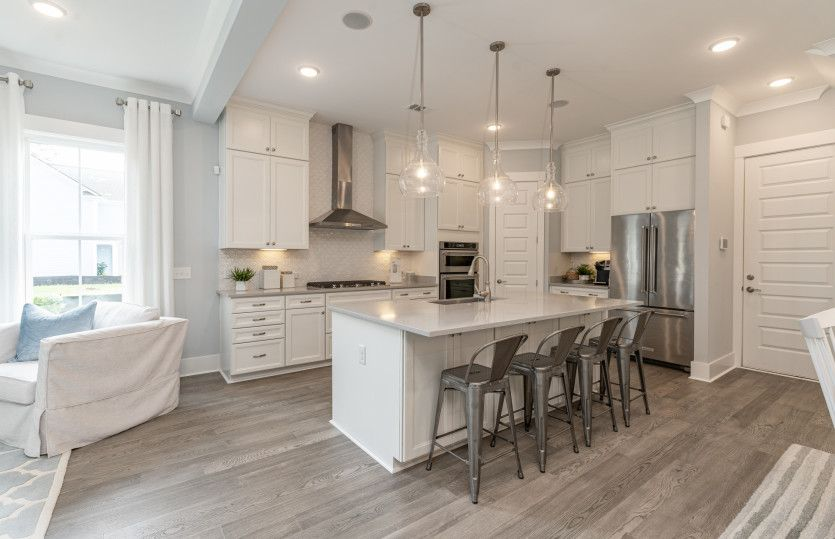 Kitchen featured in the Thompson By Pulte Homes in Hilton Head, SC