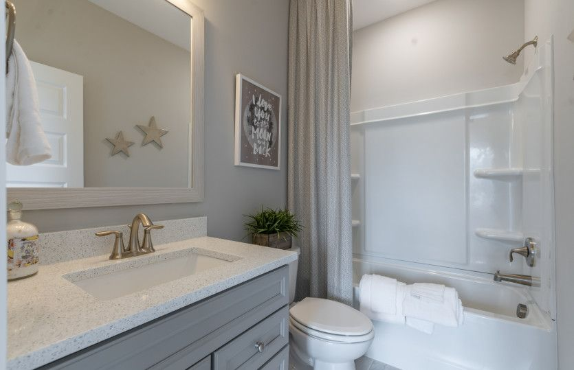 Bathroom featured in the Thompson By Pulte Homes in Hilton Head, SC