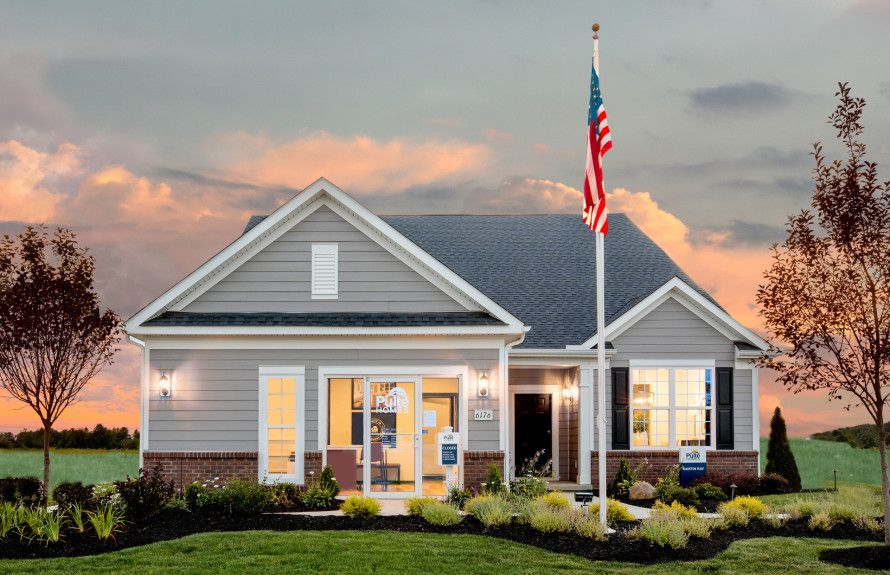 'Hyatts Crossing' by Pulte Homes - Ohio - Columbus in Columbus