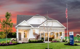 Preserve at Rocky Fork by Pulte Homes in Columbus Ohio