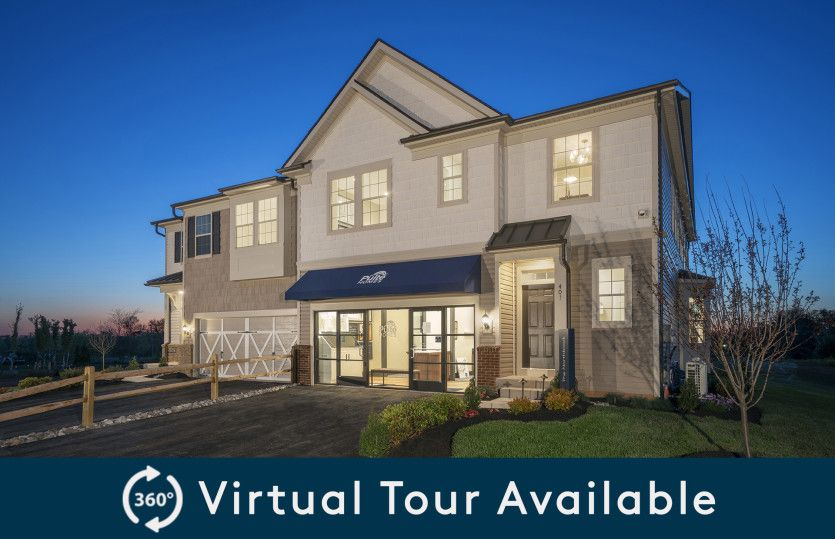 Exterior featured in the Northbrook By Pulte Homes in Philadelphia, PA