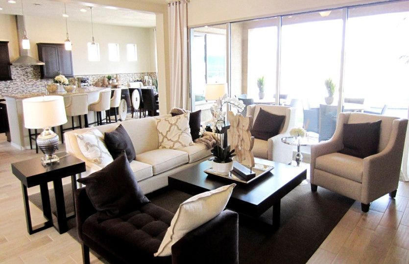 Living Area featured in the Endeavor By Pulte Homes in Seattle-Bellevue, WA