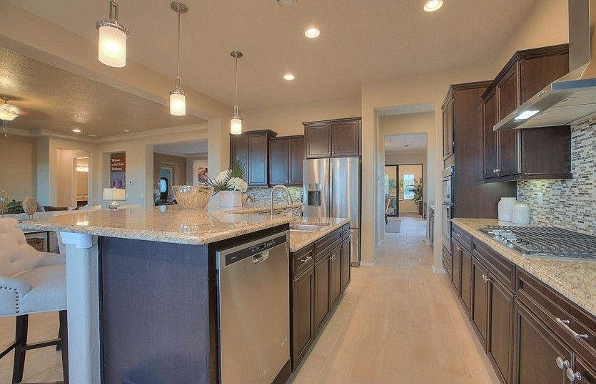 Kitchen featured in the Endeavor II By Pulte Homes in Seattle-Bellevue, WA