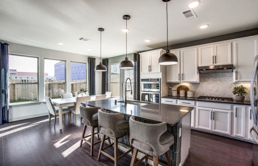 Kitchen featured in the Sienna By Pulte Homes in Houston, TX