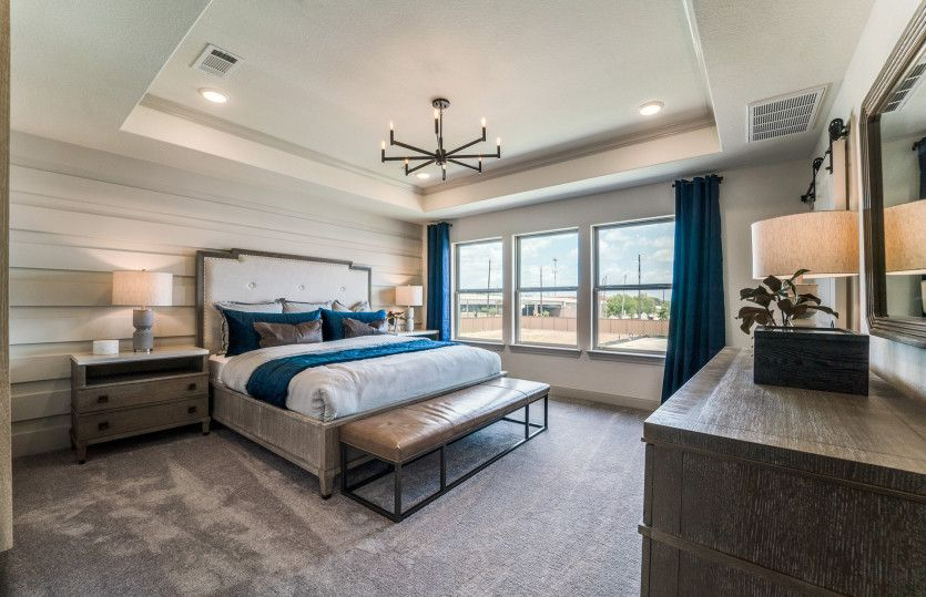Bedroom featured in the Sienna By Pulte Homes in Houston, TX