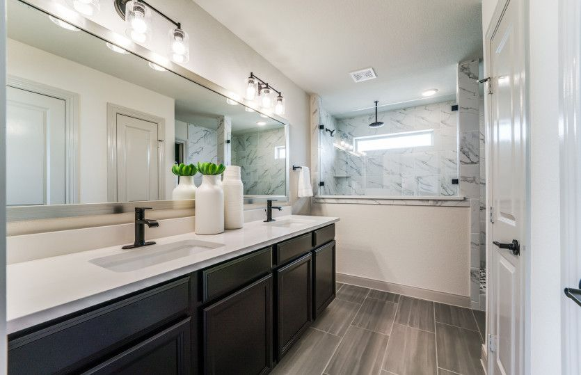 Bathroom featured in the Sienna By Pulte Homes in Houston, TX