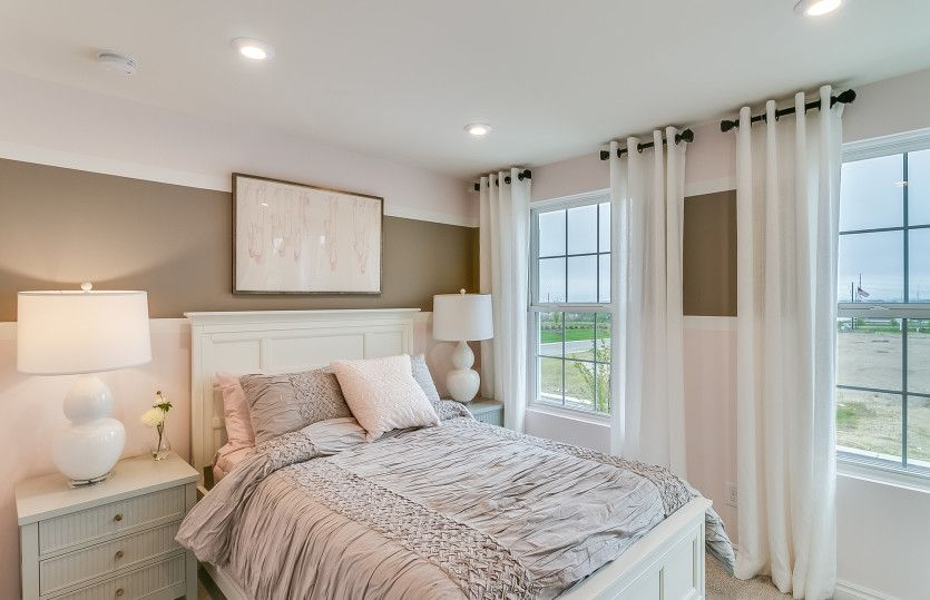 Bedroom featured in the Ashton By Pulte Homes in Detroit, MI