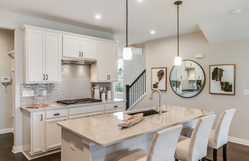 Kitchen featured in the Ashton By Pulte Homes in Detroit, MI