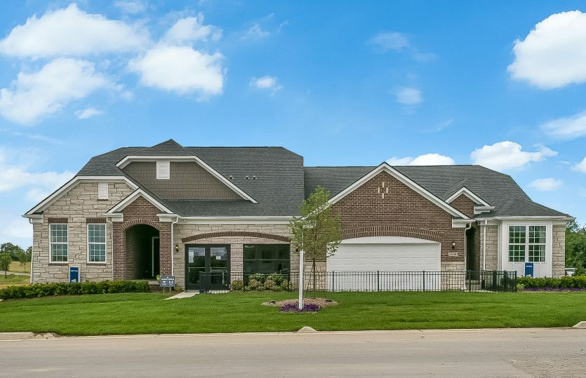 Exterior featured in the Bayport with Basement By Pulte Homes in Detroit, MI
