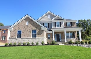 Maple Valley - Gregory Meadows: Lake Orion, Michigan - Pulte Homes