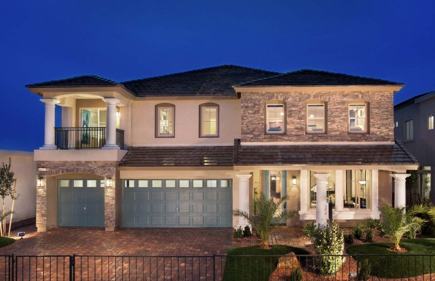 'Rainbow Crossing Estates' by Pulte Homes - Nevada - The Las Vegas Area in Las Vegas