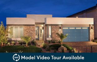 The Asher - Rainbow Crossing Estates: Las Vegas, Nevada - Pulte Homes