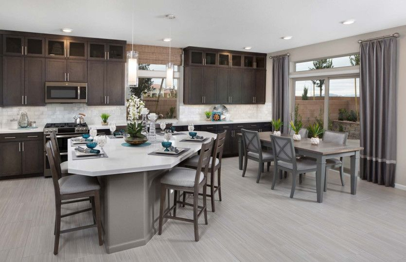Kitchen featured in The Asher By Pulte Homes in Las Vegas, NV