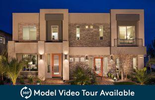 The Pierce - Rainbow Crossing Estates: Las Vegas, Nevada - Pulte Homes