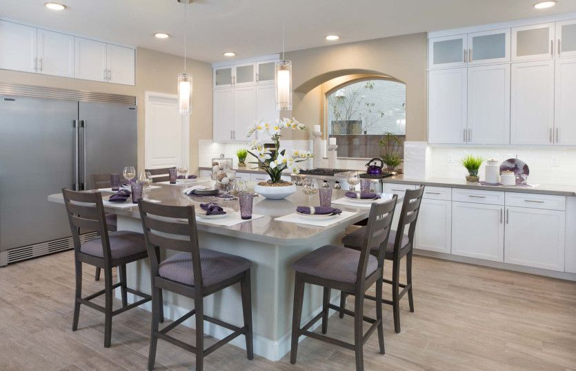 Kitchen featured in The Juliet By Pulte Homes in Las Vegas, NV