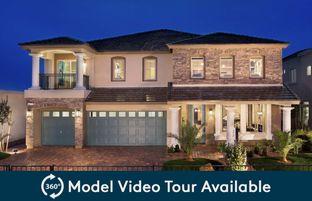 The Olivia - Rainbow Crossing Estates: Las Vegas, Nevada - Pulte Homes