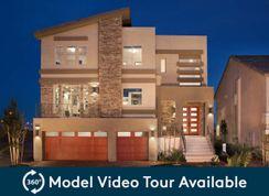 The Victoria - Rainbow Crossing Estates: Las Vegas, Nevada - Pulte Homes