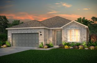 Mainstay - Gregg Ranch: Marble Falls, Texas - Pulte Homes