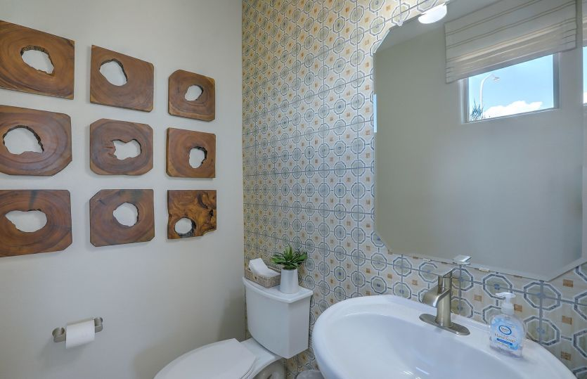 Bathroom featured in the Senita By Pulte Homes in Santa Fe, NM