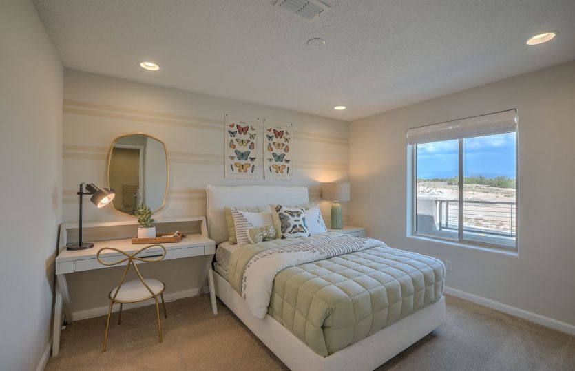 Bedroom featured in the Senita By Pulte Homes in Santa Fe, NM