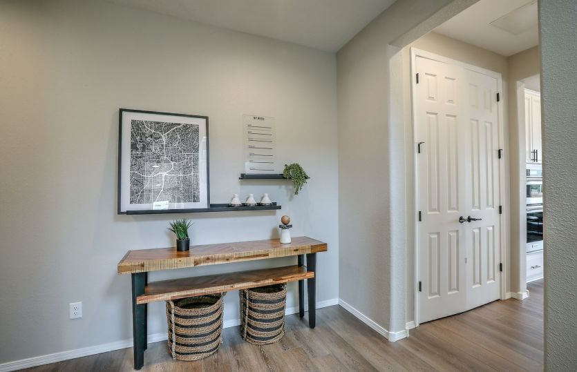 Living Area featured in the Ocotillo By Pulte Homes in Santa Fe, NM